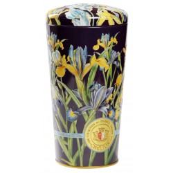 """Art. 740 Chelton Schwarzer Tee Vase """"Schwertlilien"""" 100g"""