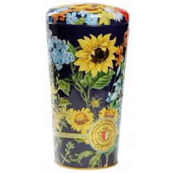 """Art. 741 Chelton Schwarzer Tee Vase """"Sonnenblume"""" 100g"""