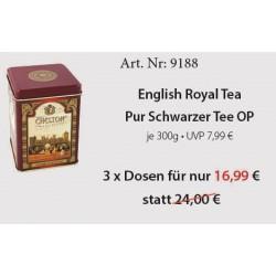 Art. Nr. 9188 3 x English Royal 300gr.Chelton