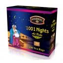 """Art. 4010 Mabroc Schwarzer & Grüner Tee """"Nights of 1000 Stars"""" 2g x 100"""