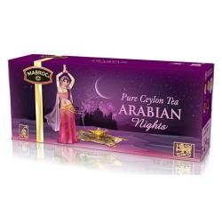 "Art. 4030 Mabroc Schwarzer & Grüner Tee ""Arabian Nights "" 2g x 25"