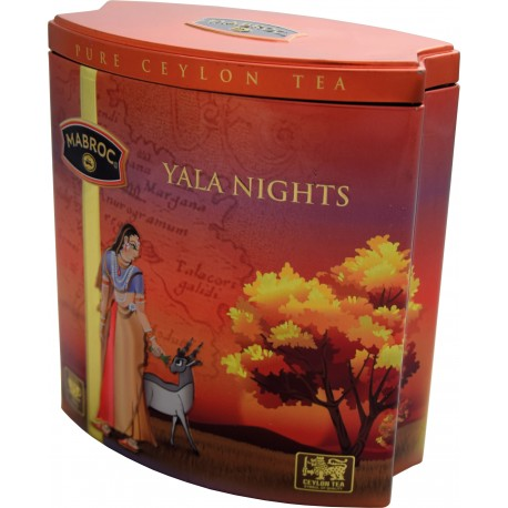 "Art. 4005 Mabroc Schwarzer Tee ""Yala Nacht"" 150g"
