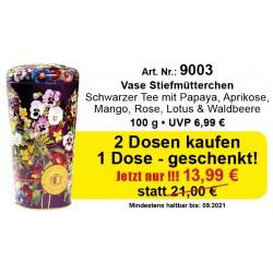 Art.Nr. 9003 Angebot 3 x Chelton VASE Stiefmütterchen je 100 Gr.
