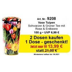Art.Nr. 9208 Angebot 3 x Chelton VASE TULPEN je 100 Gr.