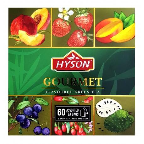 Art. Nr. 7330 Gourmet Fruit Collection grüner/green Tee