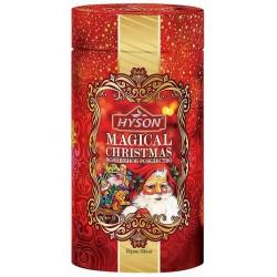 "Art. 7177 Hyson Schwarzer Tee "" Christmas Magical"" 70g"