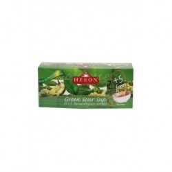 """Hyson Grüner Tee """"Anoda"""" 25 + 5 x 1,5g"""