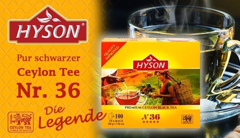 Hyson Nr. 36
